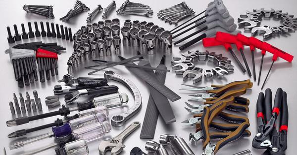 Ein Schrauber ist nur so gut, wie sein Werkzeug - meine Empfehlungen