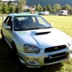 Subaru von vorne
