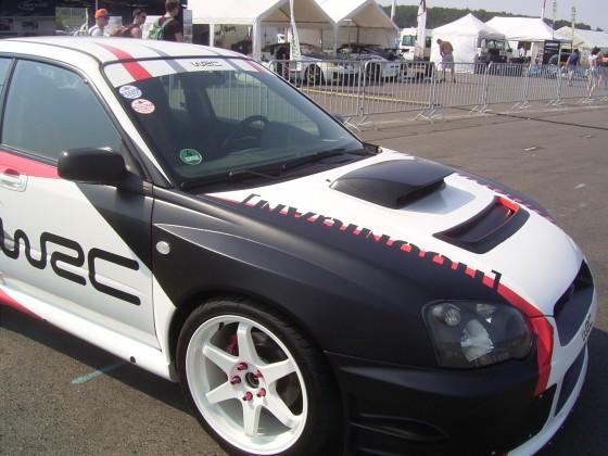 WRC Replika