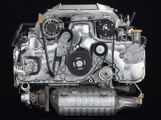 Boxer-Dieselmotor