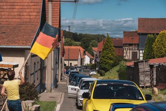 Deutscher Stolz trotz Japanischen Autos