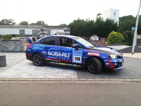 Subaru 24h Nürburgring