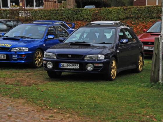 Subarutreffen 10/2010