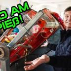 Karosserie Drehgestell günstig und schnell selber bauen