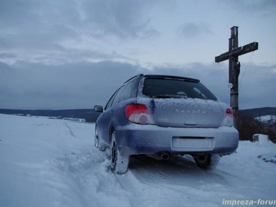 Snowhill-climber Subaru Impreza 2.0GX Kombi
