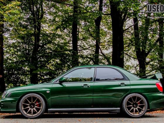 Subaru Impreza WRX aus dem Kreis Offenbach am Main
