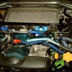 Motorraum Mitte